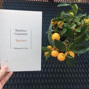 Matthieu Corpataux - Sucres
