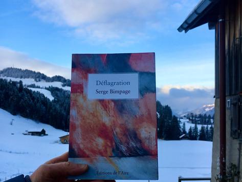 Serge Bimpage - Déflagration