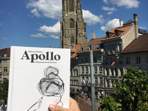 Apollo - Mélanie Richoz