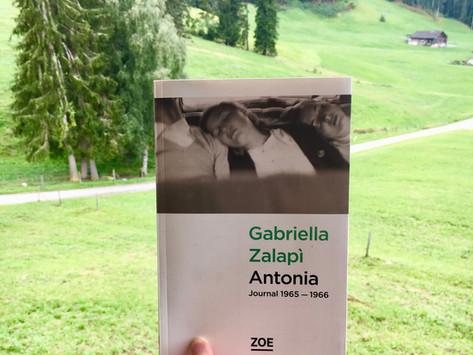 Gabriella Zalapì - Antonia