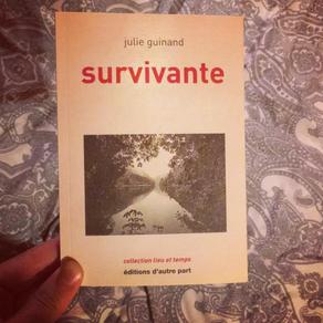 Julie Guinand - Survivante