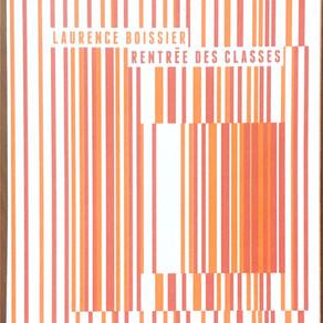 Laurence Boissier - Rentrée des classes