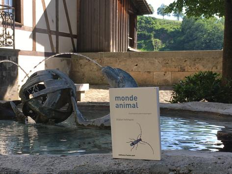 Monde animal - Blaise Hofmann & Pierre Baumgart (illustrations)