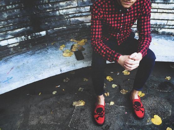 Street style: Footwear