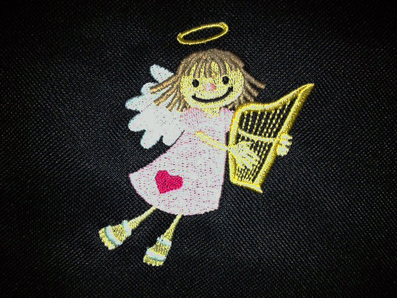Embroidery Option:  SPECIAL DESIGNS