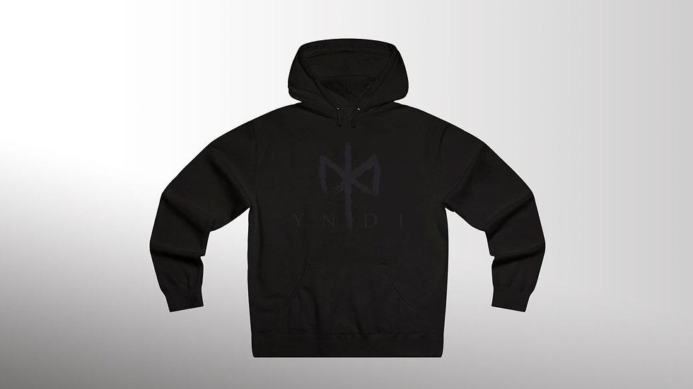 YNDI Men's Hooded Sweatshirt