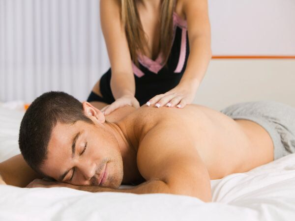erotic massage, Anti-Stress Massage