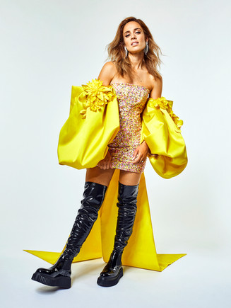 Nienke Plas for Cosmopolitan Magazine