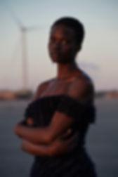 Valerie Ntantu_Julia Sparrow_by_Kee and