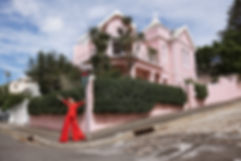 Valerie Ntantu_The Pink House_by Kee and