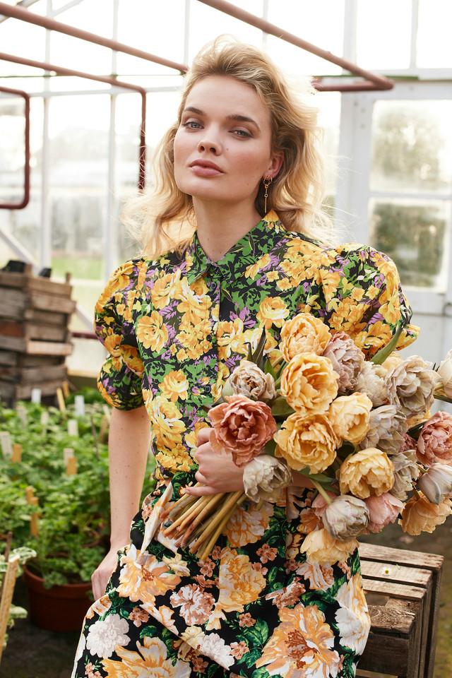 Zeg het met bloemen for VIVA x Flair Magazine