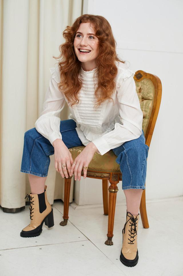 Britte Lagcher for VIVA Magazine