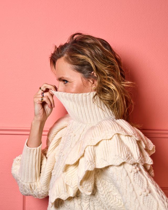 Leonie ter Braak for VIVA Magazine