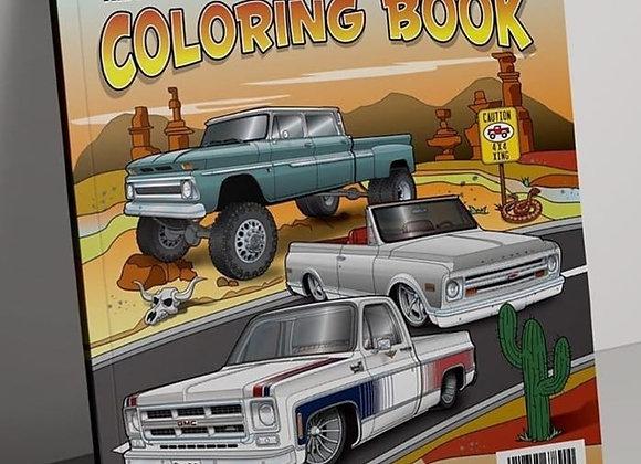C10Crew Coloring Book
