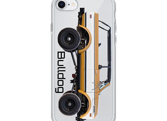 Bulldog K50 Blazer iPhone Case