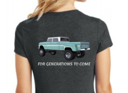 Women's Ponderosa T-Shirt