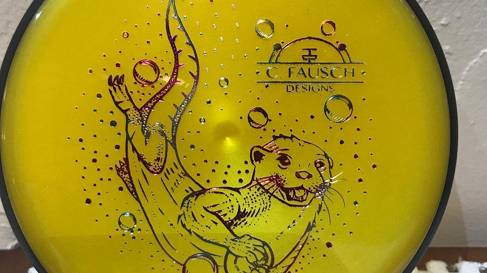 Yellow plasma otter minis