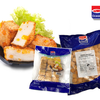 Cheese Fish Tofu