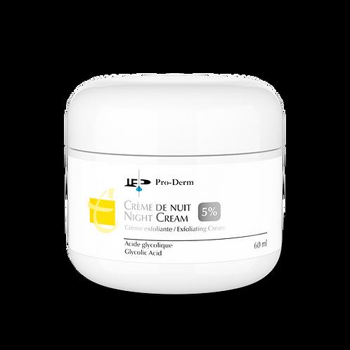 AHA 5% Night Cream
