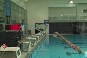 Swim Start Analysis Brisbane Grammar School