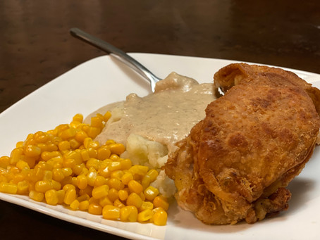 Sunday Fried Chicken Any Day Of The Week - Why Not?