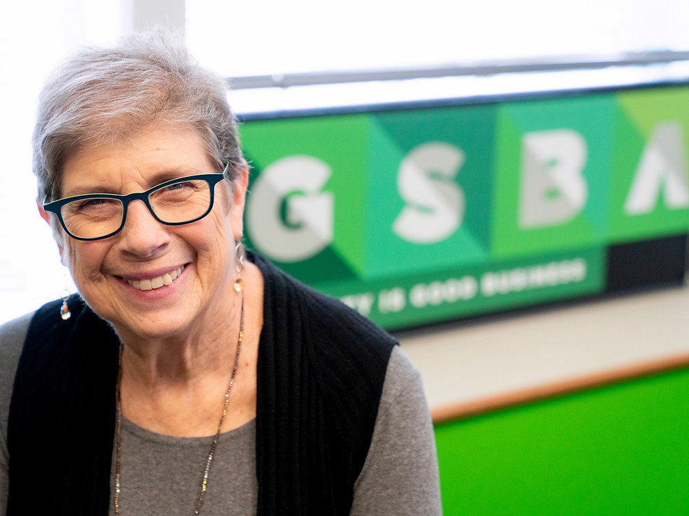 Louise Chernin, President and CEO of GSBA