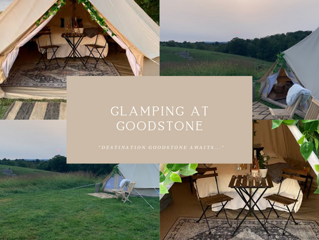 Goodstone Launches Luxury Glamping Accommodations For The Ultimate Socially Distant Event Experience