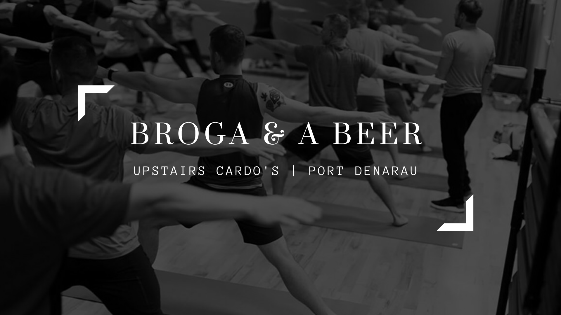 Broga & a Beer