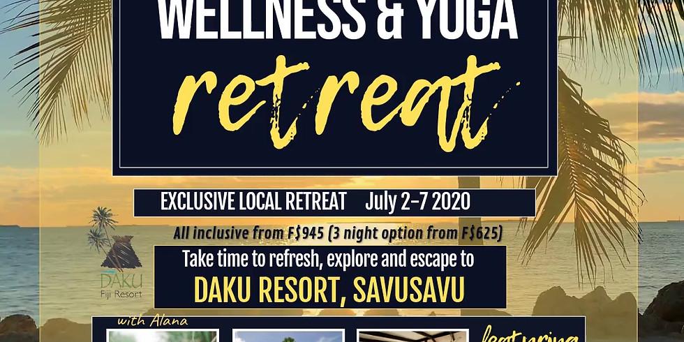 Wellness & Yoga Retreat in Savusavu