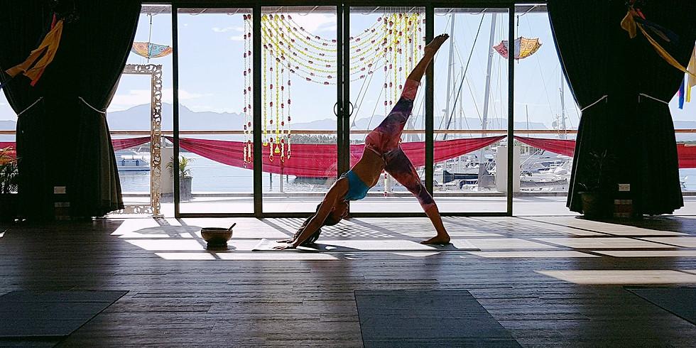 International Yoga Day 2020 - Rhum-ba Denarau Sun 21st June 2020