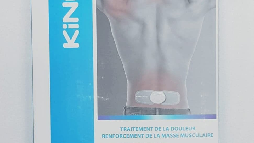 ELECTRO STIMULATEUR KINE CARE VISIOMED