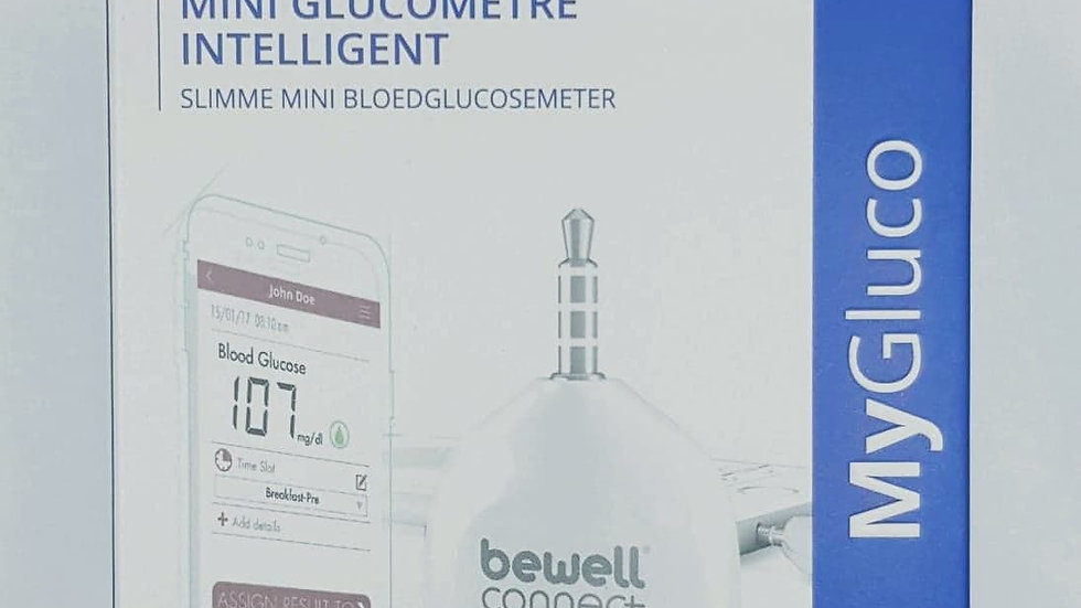 MINI GLUCO BEWELL CONNECT