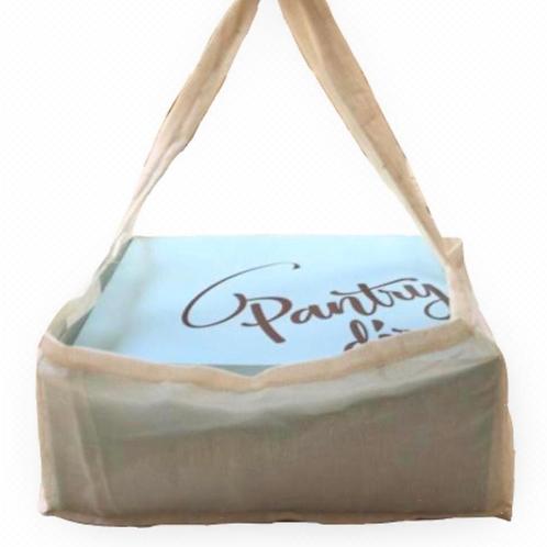 Cotton Cake Bag