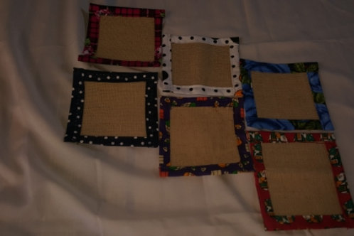 Coasters (pack of 4)