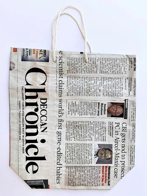 Newspaper Bag - Medium