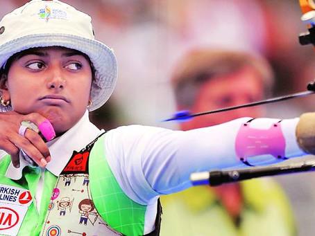 Deepika Kumari - India's proudest arrow