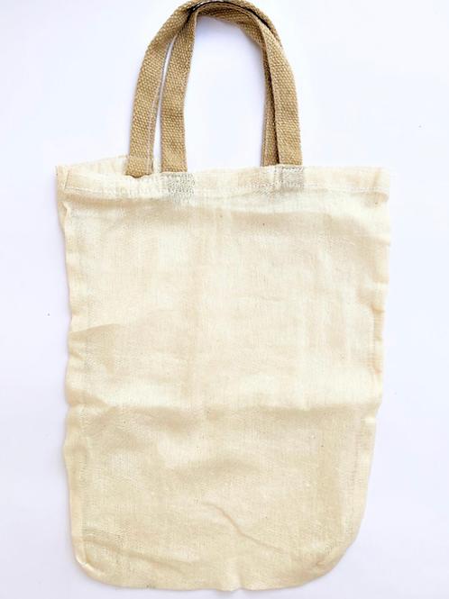 Squared Cotton Bag