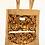Thumbnail: Folding Bag with Kalamkari + zip + pocket