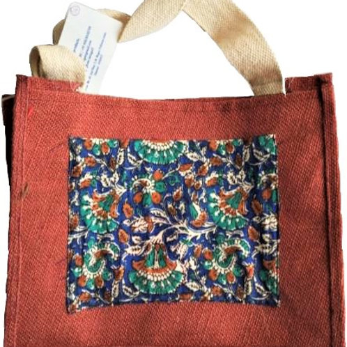 Jute Bag with Long Single Handle