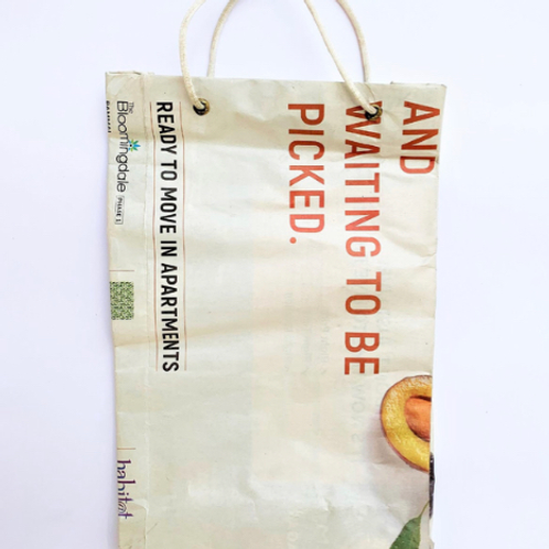 Newspaper Bag - Small