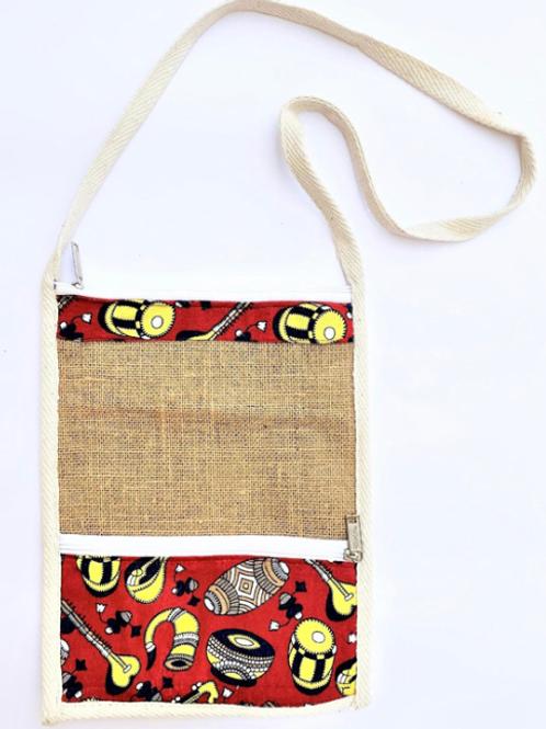 Sling Bag with Kalamkari