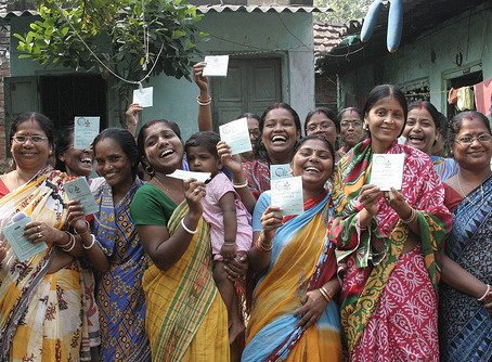 Microloans for Women in Rural India