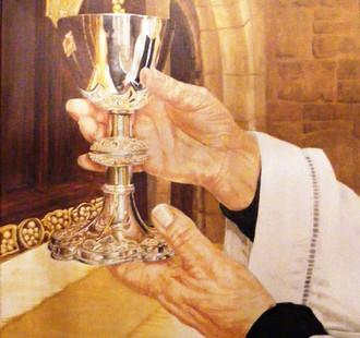 'Vicar's Hands