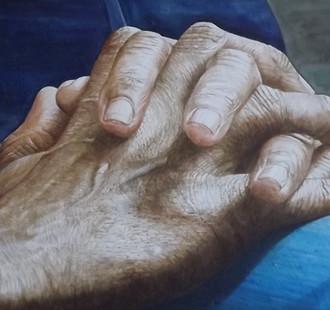 'Artist's Hands'
