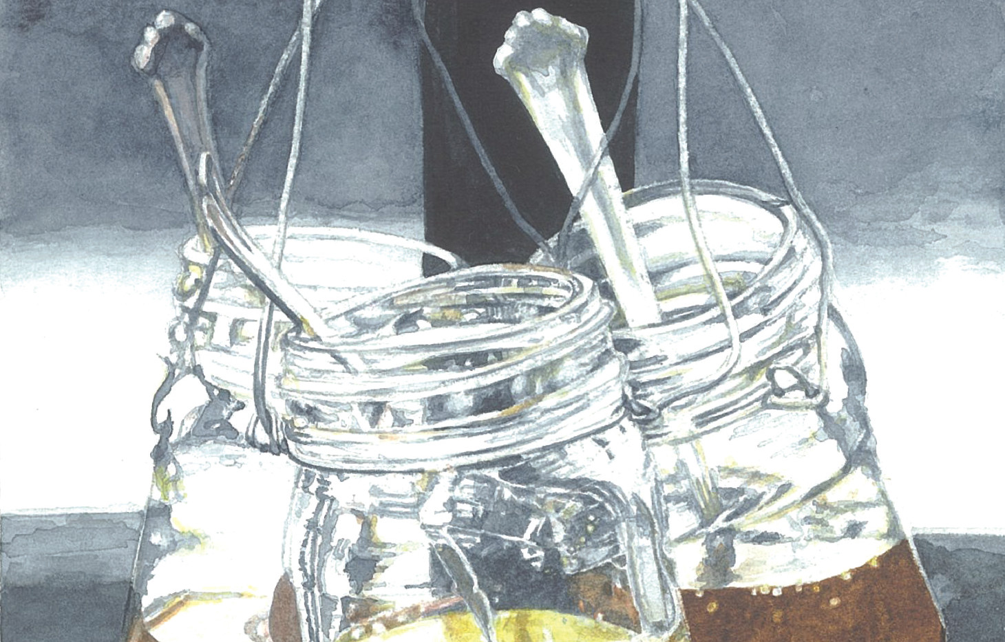 'Honey Jars'