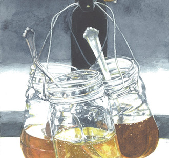 'Honey Jars'