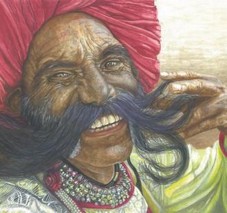 'Indian Dancer'