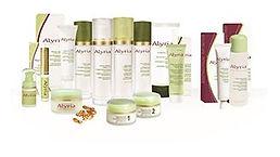 Alyria une gamme de produits de qualité offert chez Beaté Novaderm