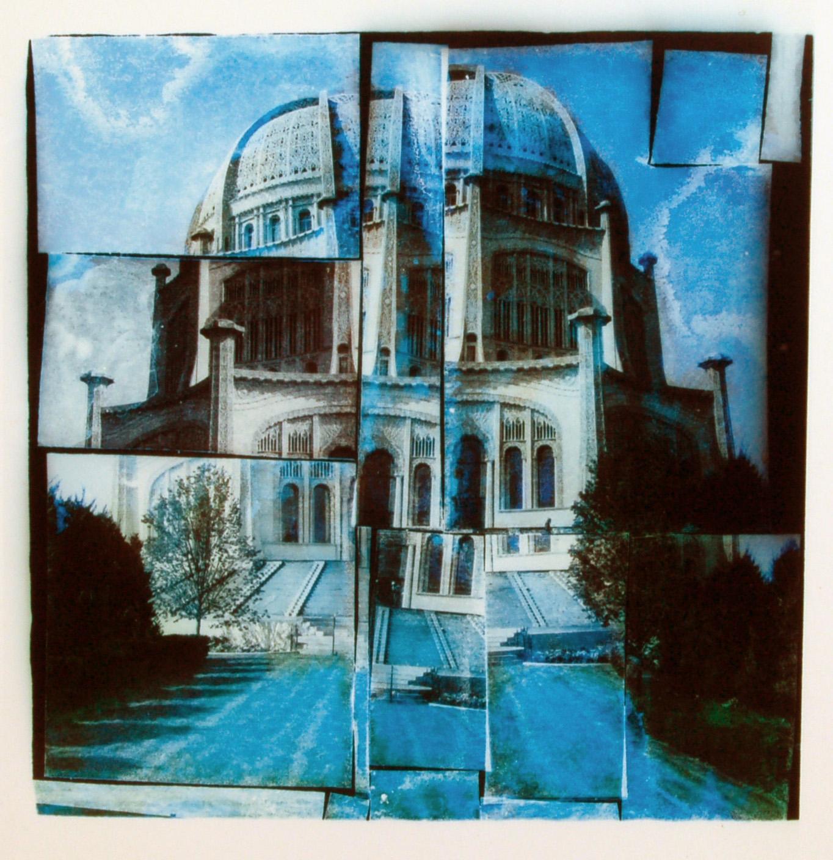 Photographic Film Mosaic