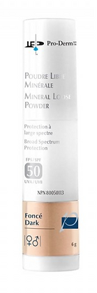 Poudre Libre Minérale Foncé FPS50 6g